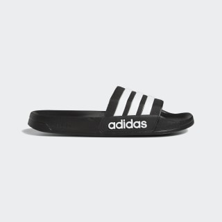 Adilette Cloudfoam sandaler Core Black/Ftwr White/Core Black AQ1701