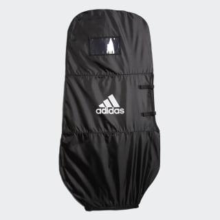 Golf Bag Travel Cover Black / White FM4223