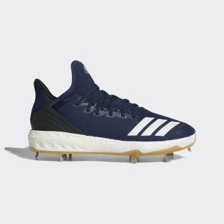 Boost Icon 4 Cleats Collegiate Navy / Running White / Noble Indigo CG5151