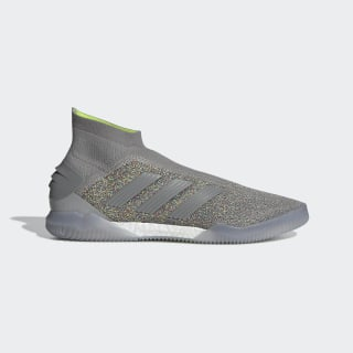 Chaussure Predator 19+ Charcoal Solid Grey / Charcoal Solid Grey / Solar Yellow G26310