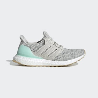 Tênis Ultraboost Clear Mint / Raw White / Carbon DB3212