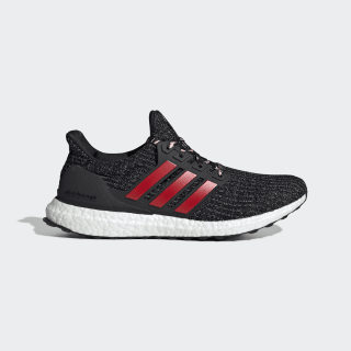 UltraBOOST Core Black / Scarlet / Grey Three F35231