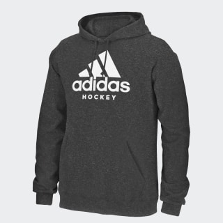 Badge of Sport Hockey Hoodie White CL2200