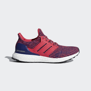 UltraBOOST w Real Coral / Real Coral / Real Purple BB6152