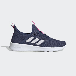 Cloudfoam Pure Shoes Tech Indigo / Dash Grey / Shock Pink EG3528