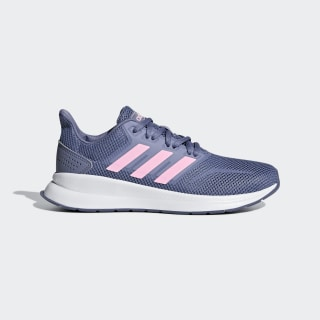 Tênis Runfalcon Raw Indigo / True Pink / Core Black F36541