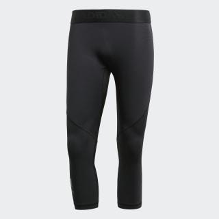 Alphaskin Sport 3/4 Legging Black CF7331