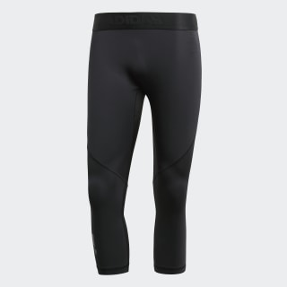 Alphaskin Sports 3/4 tights Black CF7331