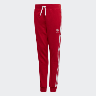 3-Stripes Pants Scarlet / White ED7812