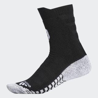 Meias Alphaskin Dame BLACK/WHITE/BLACK CV7125