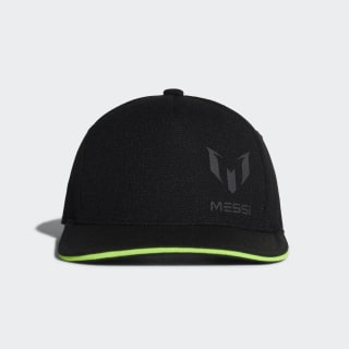 Gorra Messi BLACK/SOLAR GREEN DJ2254