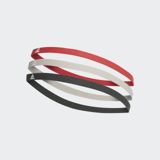 Haarband 3er-Pack Prism Pink / Raw White / Legend Ivy DU3272