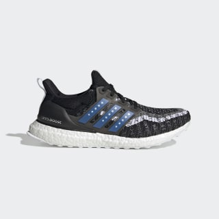 Ultraboost NYC Shoes Core Black / Blue / Scarlet FV2587