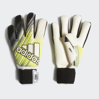 Guanti Classic Pro Black / Solar Yellow / White DY2631