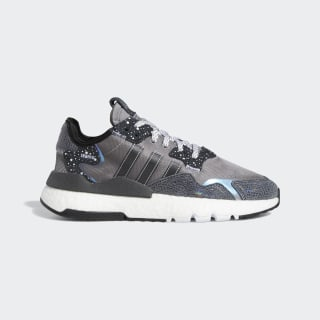 Nite Jogger Shoes Grey Three / Core Black / Cloud White FW1575