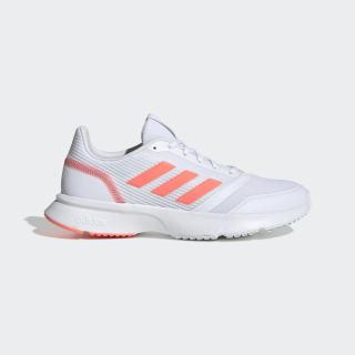 Zapatillas para correr Nova Flow Cloud White / Signal Coral / Cloud White EH1379