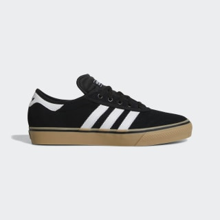adiease Premiere Shoes Core Black / Cloud White / Gum F37319