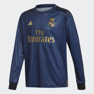 Real Madrid Uitshirt Night Indigo FJ3148