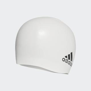 Touca Natação Silicone adidas WHITE / BLACK 802315