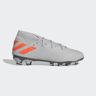 Scarpe da calcio Nemeziz 19.3 Multi-Ground Grey Two / Solar Orange / Chalk White EF8859
