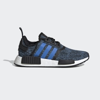 Tenis NMD_R1 J Core Black / True Blue / Utility Black F34422
