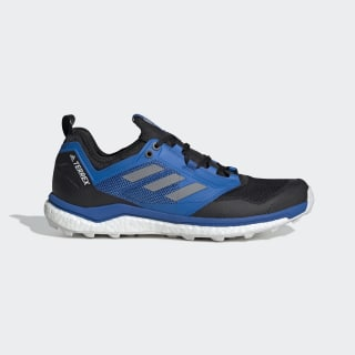 Sapatos TERREX Agravic XT Core Black / Grey One / Blue Beauty AC7662