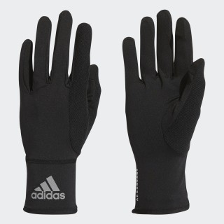 AEROREADY Gloves Black / Reflective Silver / White FM0206