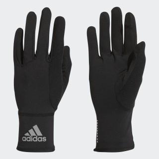 AEROREADY Gloves Black / Reflective Silver / White FM0206
