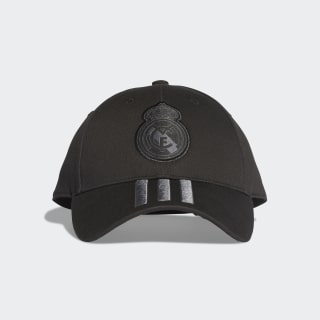 Gorra Real Madrid Black / Bold Onix DQ1496