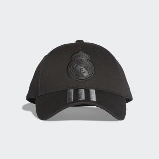 Real Madrid Kappe Black / Bold Onix DQ1496