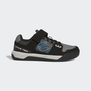 Five Ten Hellcat Shoes Grey Five / Core Black / Shock Cyan BC0800