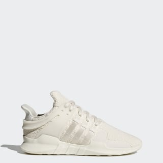 EQT Support ADV Shoes Chalk White / Chalk White / Off White BY9586