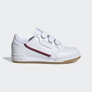 Continental 80 Schoenen Cloud White / Cloud White / Crystal White EF3062