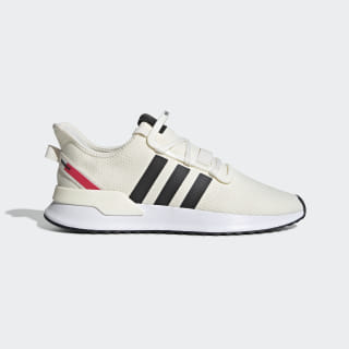 U_Path Run Shoes Off White / Core Black / Shock Red EE4465