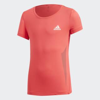 Camiseta Favorite Shock Red / White DV2793