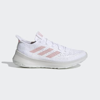Sensebounce+ SUMMER.RDY Shoes Cloud White / Pink Spirit / Light Flash Red EE4180