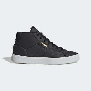 adidas Sleek Mid Shoes Core Black / Core Black / Crystal White EE4727
