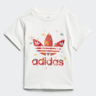 Tričko White / Multicolor FM6725