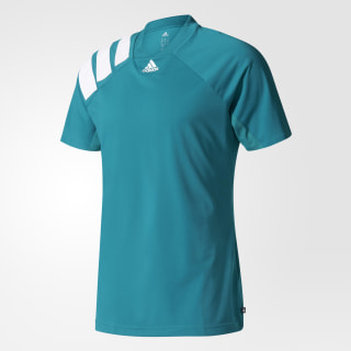 Maillot Tango Stadium Icon Blue/Eqt Green/White BJ9440