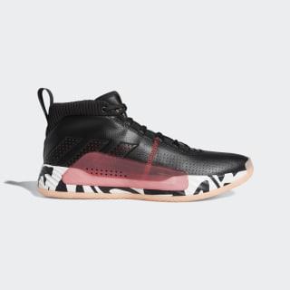 Dame 5 Shoes Core Black / Ftwr White / Scarlet G54048