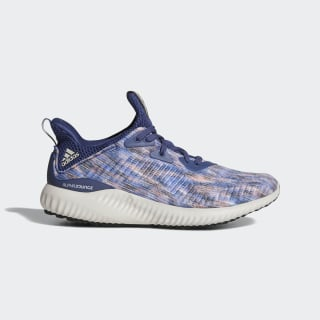 Alphabounce Space Dyed Shoes Noble Indigo / Collegiate Navy / Trace Orange CQ1487