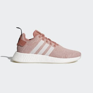 Chaussure NMD_R2 Ash Pink/Crystal White/Ftwr White CQ2007