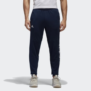 Essentials Linear Logo Hose Collegiate Navy / White BQ9089