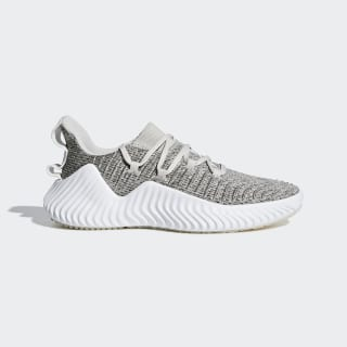 Alphabounce Trainer Shoes Raw White / Cloud White / Grey Three BB7242