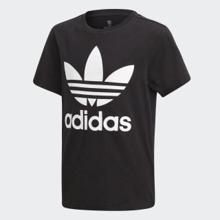 Trefoil T-Shirt Black / White DV2905