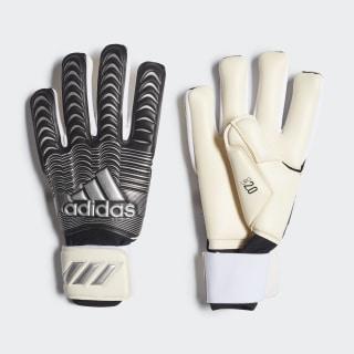 Classic Pro Goalkeeper Gloves White / Black / Silver Metallic FH7301