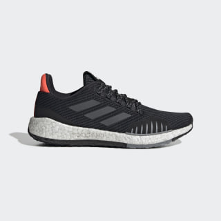 Pulseboost HD Winter sko Core Black / Grey Six / Solar Red EF8902
