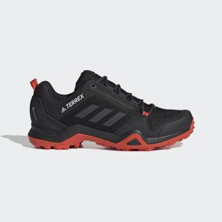 Terrex AX3 GTX Shoes Core Black / Carbon / Active Orange G26578