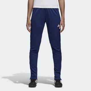 Tiro 17 Training Pants Blue / White BQ2724
