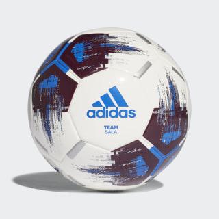 Team Sala Ball White / Maroon / Blue / Silver Metallic CZ2231